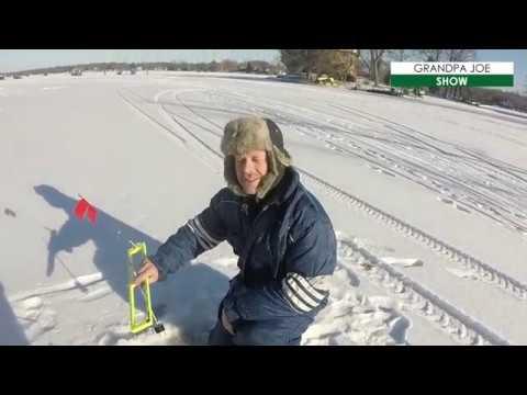 Grandpa Joe Show #5.5 - Ice Fishing Footage