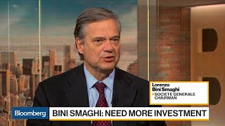 Bini Smaghi: European Bank Profit Would Equal U.S. With Same Rates