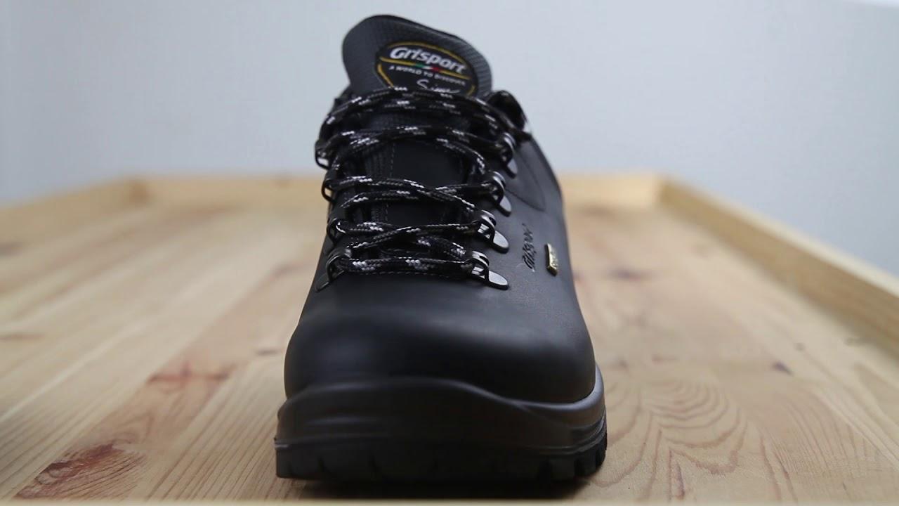 Теплая зимняя обувь мужская. Модель 12817D19. Обзор модели.