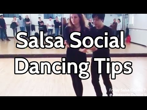 How to do Salsa Dance Moves Tutorial -  Adult Dance Classes Pineapple Dance Studios