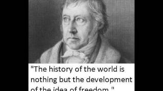 Georg Hegel   Part 5