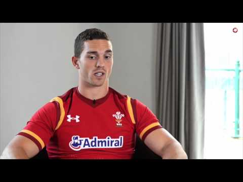 George North Interview Part 2 | MaxiNutrition