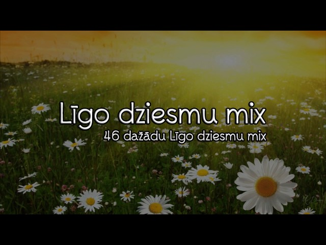 Līgo dziesmas #2 (mix)