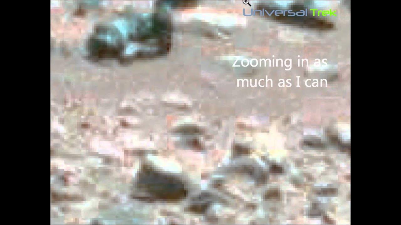 Amazing Mars Anomalies NASA Secret Project Seeding Mars ...