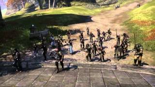 The Elder Scrolls Online - War in Cyrodiil