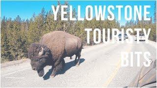 Yellowstone Touristy Bits