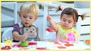 PLAY | 3 Fall Toddler Activities