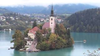 Bled In Your Pocket - Bled, Slovenia Highlights