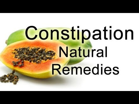 Image result for Natural cures for constipation