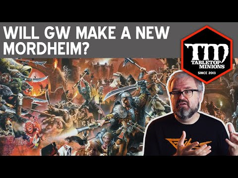 Will Games Workshop Make A New Mordheim?