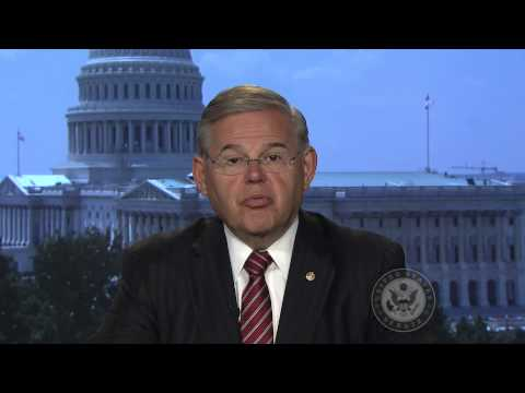 Senator Bob Menendez Celebrates His Immigrant Heritage #WelcomeUS