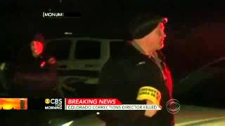 Colorado corrections director killed