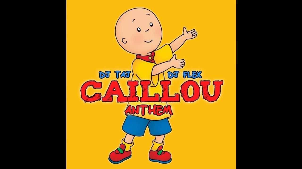 DJ Taj - Caillou Anthem (feat  DJ Flex)