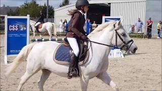 Yana Jansegers & Plume De Collarmont | 2-09-2017| Springen 90cm pony's