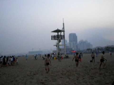 QingDao beach!