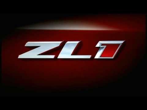 All New Chevrolet Camaro Zl1 2012 Youtube