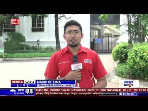 Jokowi Dan Sri Mulyani 'Blusukan' Ke KPP Grogol Petamburan