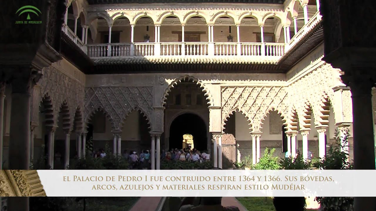 Real alc zar de sevilla youtube for Cuarto real alcazar sevilla