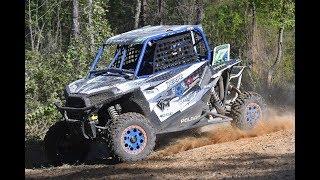 2018 GNCC Camp Coker UTV Race - Collin Truett UXC2