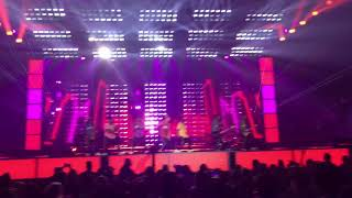 """Bruno Mars-""""Uptown Funk"""" At The Palace of Auburn Hills 8/12/17"""
