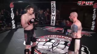 GPUK - Night of the Gladiators - Glen Burchell Vs Nathan Dale