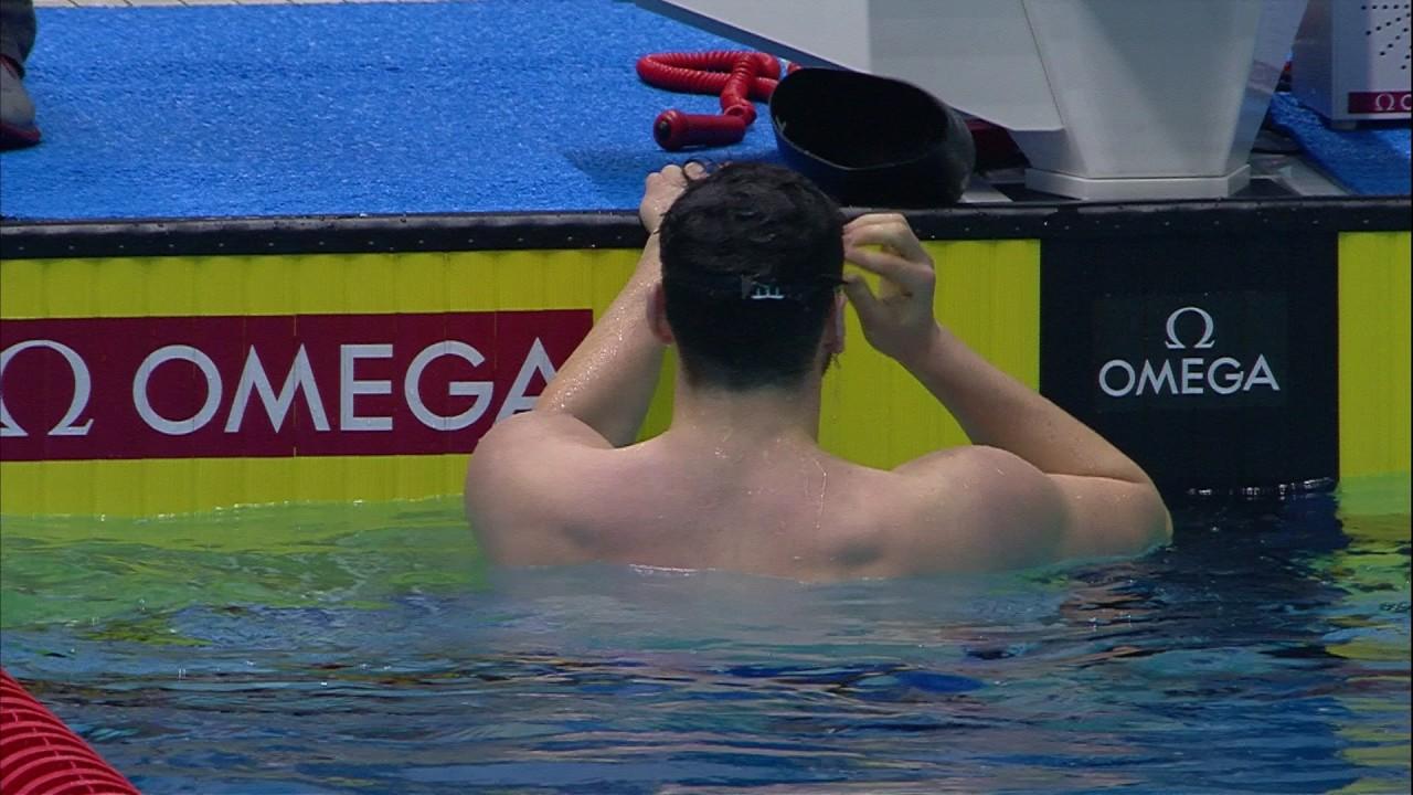 d66975d3c3 Men's 200 Freestyle A Final | 2017 arena Pro Swim Series at Indianapolis