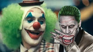 Jared Leto Tried To Cancel Joaquin Phoenix's Joker! Video