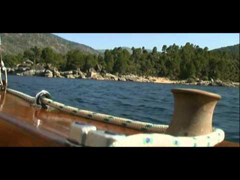 alquiler de veleros en el embalse de El Burguillo, Avila