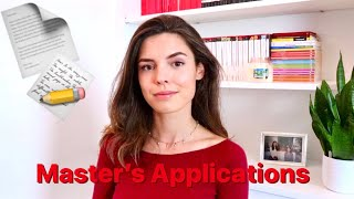 Applying for a Master's Deġree // Advice, Rejection, Personal Statements