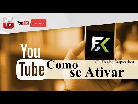 COMO FAZER ATIVAÇÃO DE PACOTES FX TRADING CORPORATION