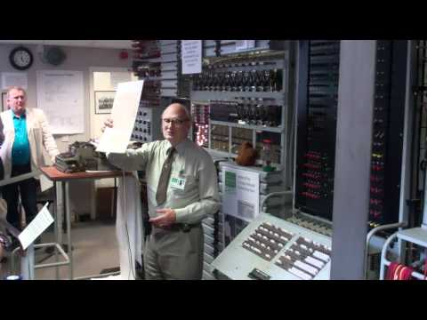 bletchley park - tony sale demos colossus.MP4