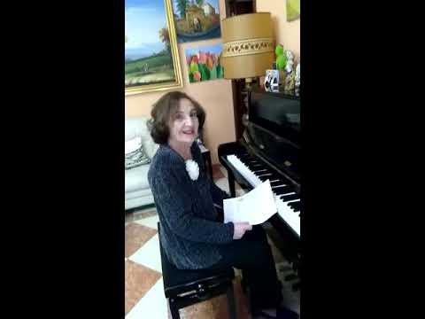 Debussy Rêverie Mi profe PIANO