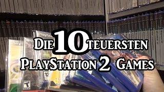 Die 10 teuersten PlayStation 2 Games | Raketenjansel