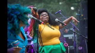 Tank and the Bangas - Come Down - Treeline Stage @Pickathon 2017 S04E05