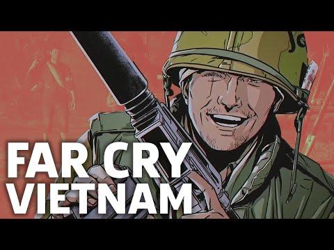 Far Cry 5 Vietnam DLC - Opening Cutscene and Gameplay