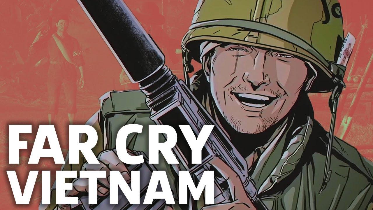 Far Cry 5 Vietnam Dlc Opening Cutscene And Gameplay Youtube