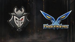 G2 vs FW | Group Stage Day 4 | 2019 Mid-Season Invitational | G2 Esports vs. Flash Wolves thumbnail