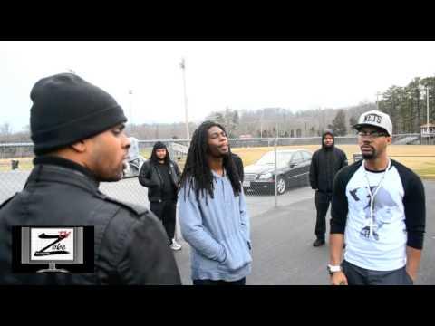 Freestyle Battle - Spanish Harlem Vs Donte