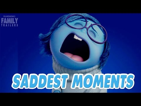 Saddest Moments in Animated Family Movies