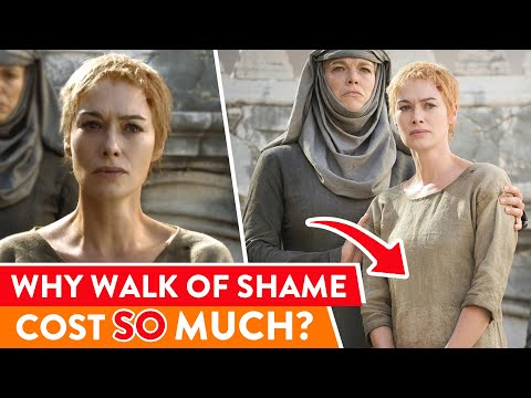 What Is The Real Cost Of Game Of Thrones? | ⭐OSSA
