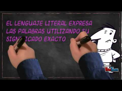 Lenguaje Literal Y Figurado Youtube