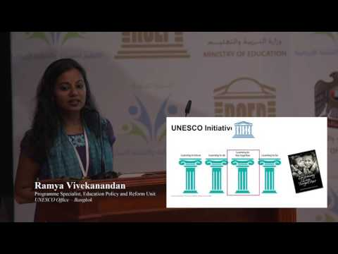 Education For Happiness and Wellbeing   Ms  Ramya Vivekanandan