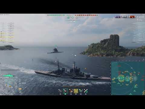 World of Warships Avarage Stalingrad game 😉 |