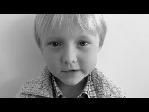 Nick Cave's 'Red Right Hand' performed by Ptolemy, aged 7, April 2016