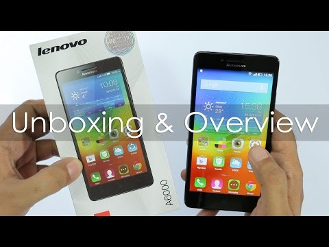 Lenovo A6000 budget 4G Smartphone Unboxing & Overview