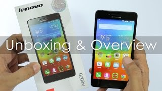 Lenovo A6000 Review Videos