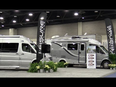 Why Small Motorhomes are Leading the RV Industry Sales Boom
