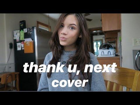 Ariana Grande - thank u, next (cover)