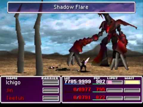 Final Fantasy VII - Ruby Weapon Solo Battle