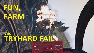 Planetside 2 - Fun, farm and tryhard fail